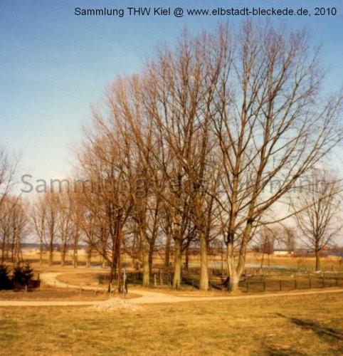 Grethe`s Garten (Spielplatz) im Sommer 1985