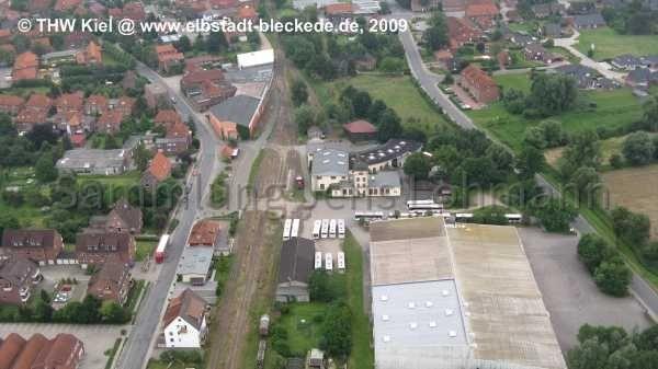 Ballonfahrt vom 28. Juni 2009