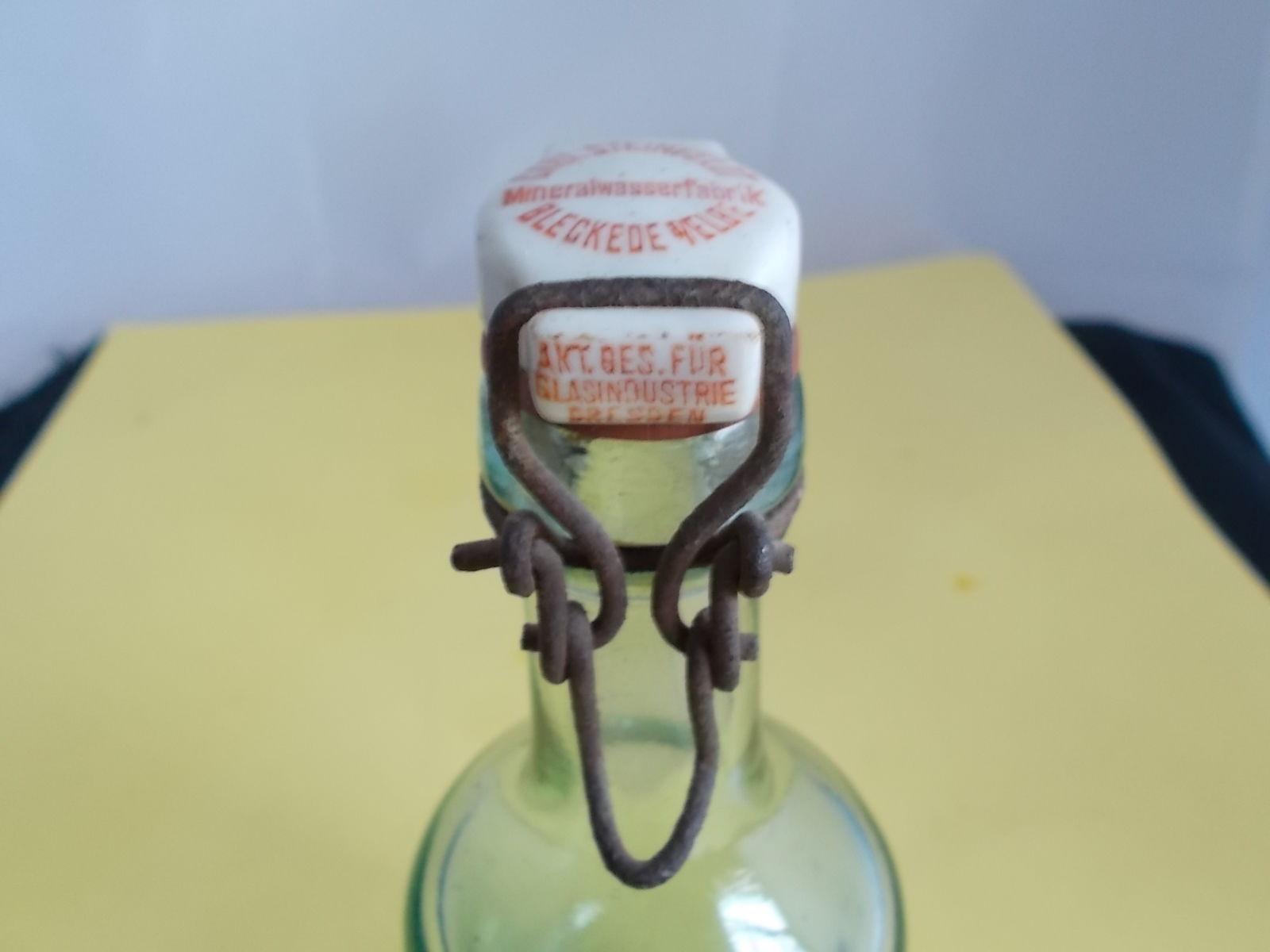 Mineralwasserflaschen