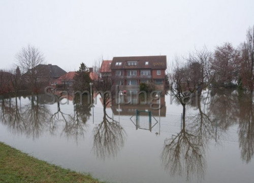 Landhaus Hochwasser 2011