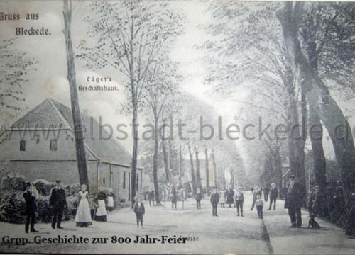 Tägers Geschäftshaus - Lüneburgerstr.