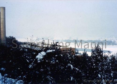 Kraftwerk von der Viehler Höhe