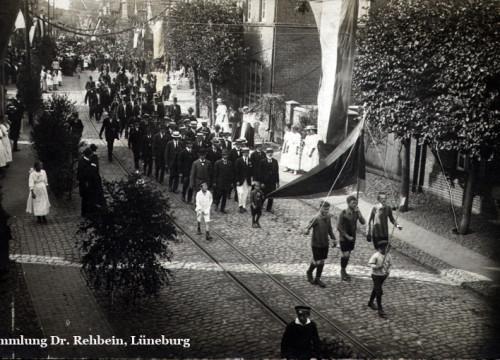 """Bilder des Umzuges anlässlich des """"Hannover-Festes"""""""