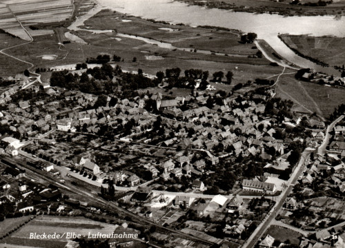 Luftbild ca 1961