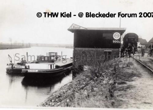 Hafen Bleckede - Buckup