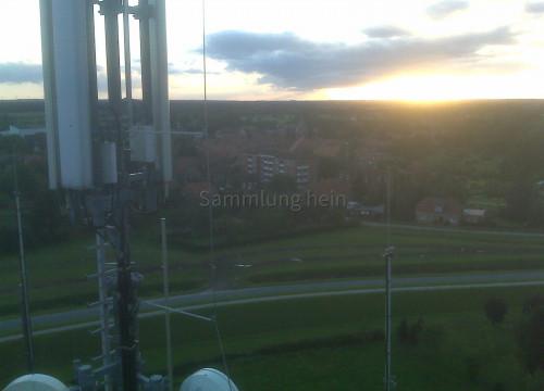 Luftaufnahme Schützenweg 2011