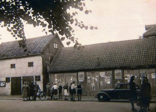Feuerwehrgerätehaus Bleckede
