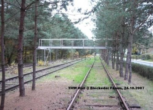 Bahngleise Alt Garge