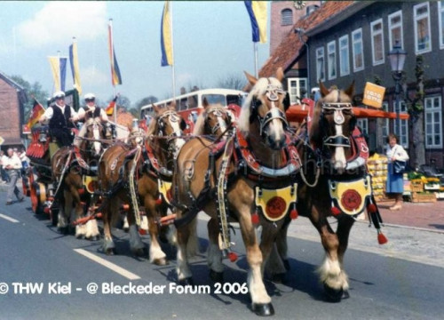 775 Jahre Umzug Holsten Brauerei 1984
