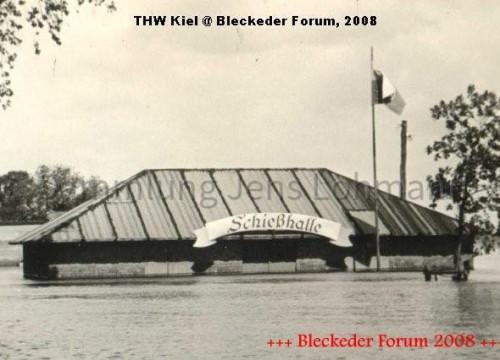 Schießhalle 1958