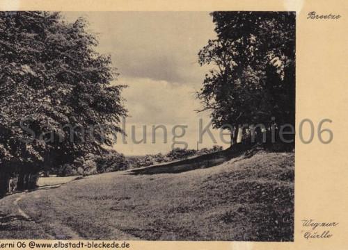 Breetze - Weg zur Quelle