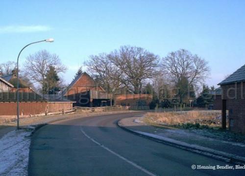 Alt Wendischthun - Blick auf Badekow 2006