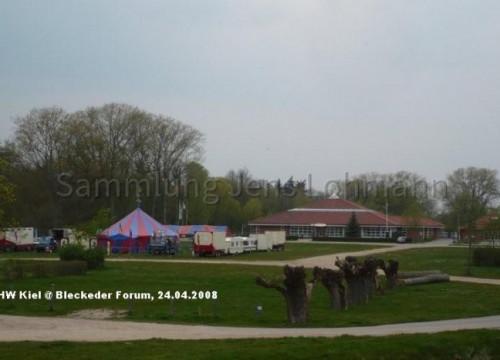 Zirkus auf dem Schützenplatz 2008