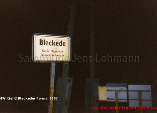 Bleckede im Kreis Hagenow