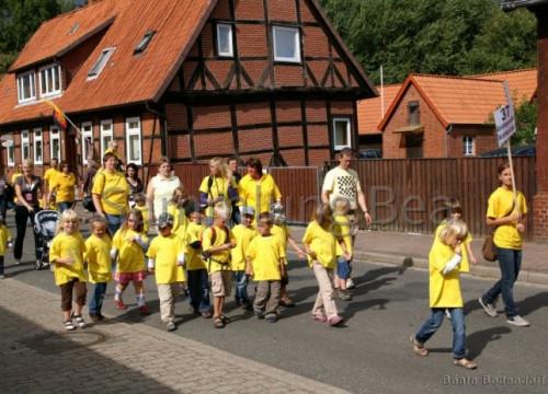 800 Jahre Umzug - Robert-Koch-Kindergarten