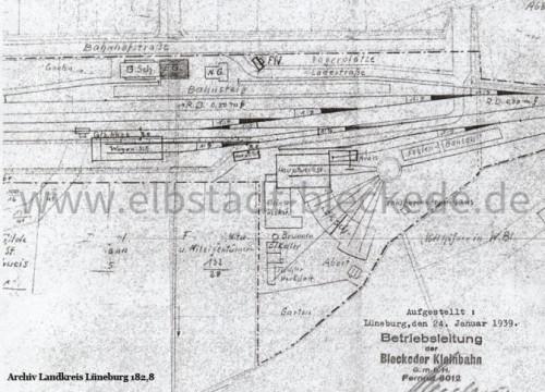 EAW Plan 1939