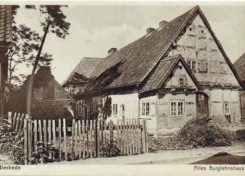Älteste Haus Bleckedes