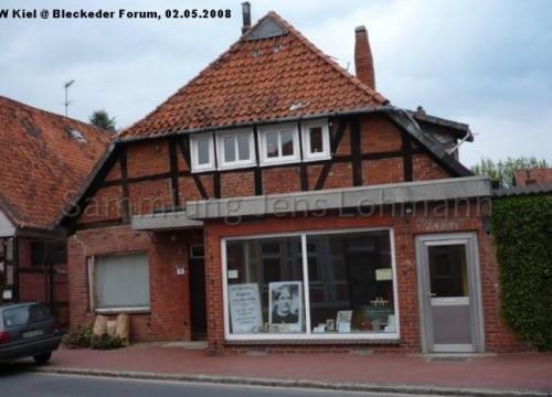 Geburtshaus Auguste von der Elbe