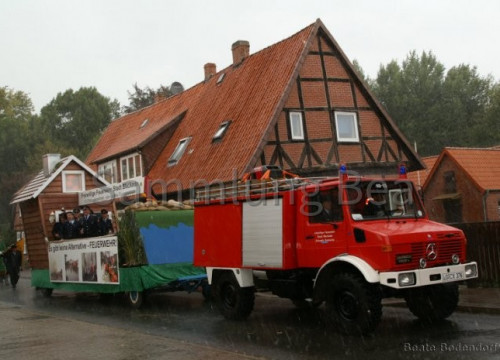 800 Jahre Umzug - Freiwillige Feuerwehr