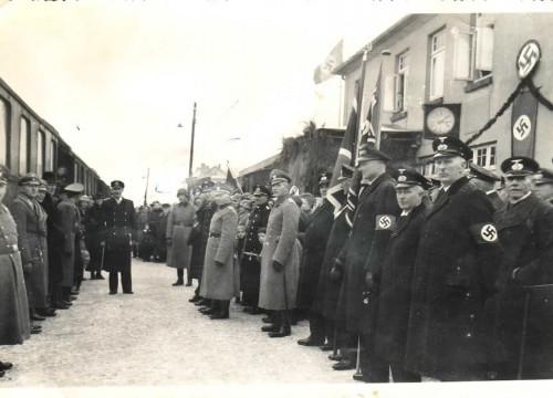 Wilhelm Dommes in Bleckede
