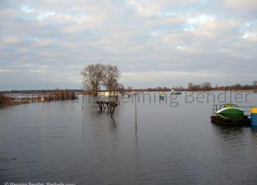 Hochwasser 2007