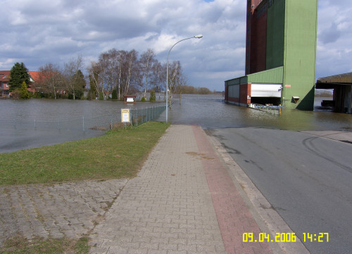 Hochwasser 09.04.2006