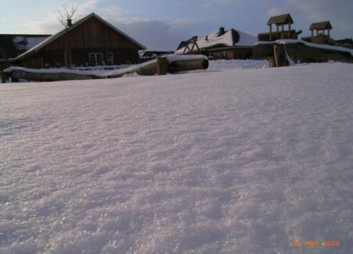 Winter 2006 - Spielplatz Kurt-Löwenstein-Str.