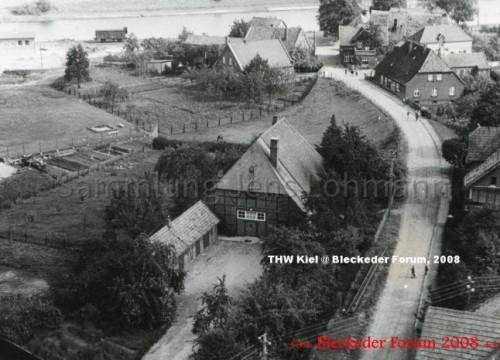 Luftaufnahme Am Hafen 1955
