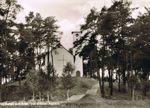 Erlöser Kirche Alt-Garge 1959