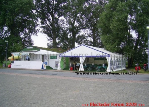 Fährhaus mit Pavillion 2007