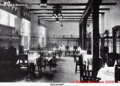 """Dittmers Hotel"" - Speisesaal"