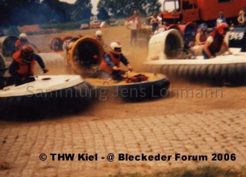 Hovercraft Rennen 1983