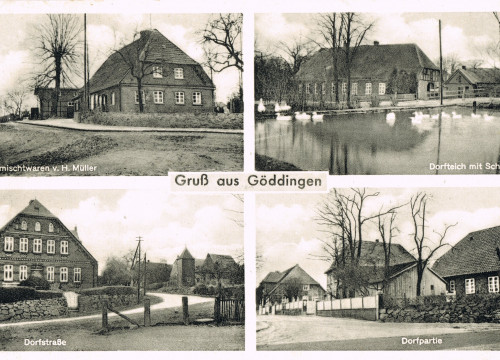 Göddingen 1952