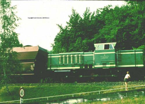 HEW Güterzug 1971