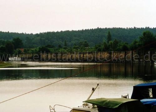 Hafen Alt Garge 2001