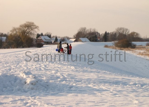 Winter 2010 - Schlittenfahrt