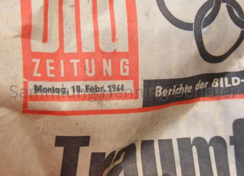 Abriß Krankenhaus - B-Zeitung 2008