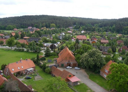Walmsburg, Blickrichtung Reeßeln, Schieringen