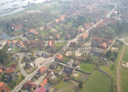Luftaufnahme Bleckede - Elbtalgrundschule