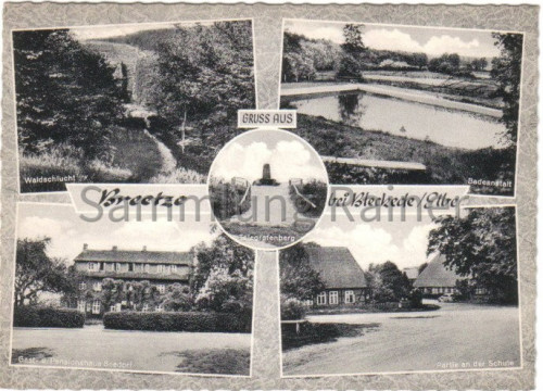Breetze Mehrbildkarte 1966