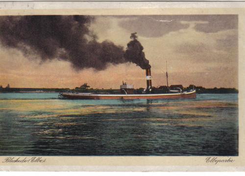 Elbdampfer 1924