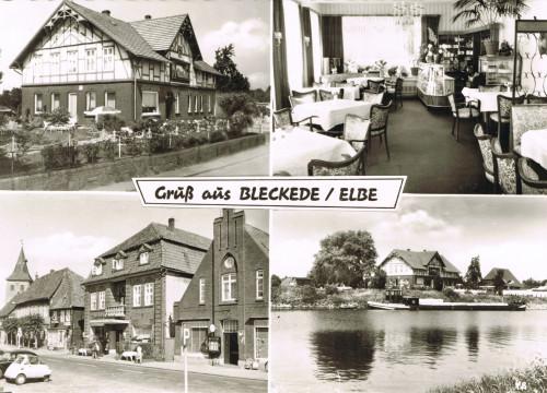 Landhaus, Hafen, Breite Straße 1974