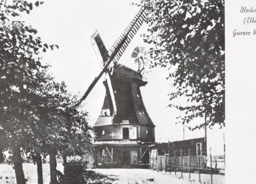 Garzer Mühle 1942