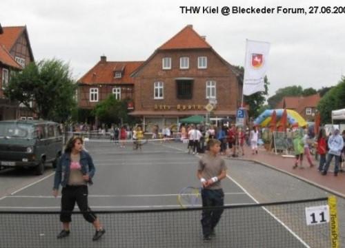 Street-Tennis-Turnier Breite Str. 2008