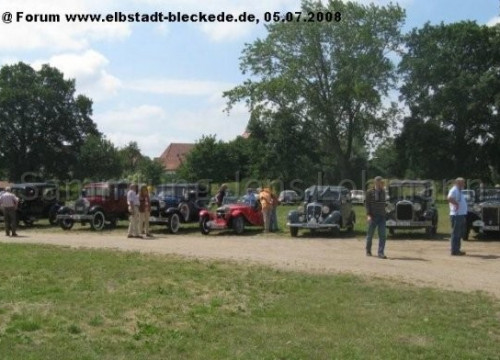 Oldtimertreffen 2008