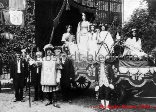 700 Jahr Feier - 1909