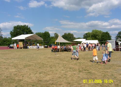 1. Kinder und Jugend Tag am 1. Juli 2006