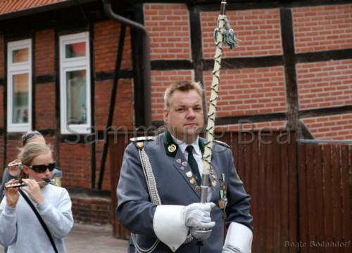 800 Jahre Umzug - Spielmannzug Bleckede