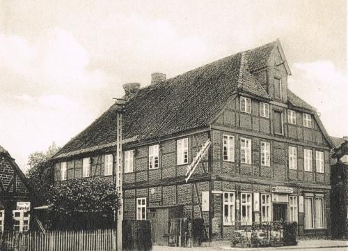 Deutsches Haus 1938