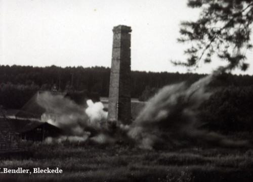 Ziegelei Menke 1938